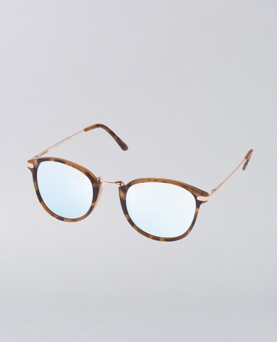 Reality Bites Tort Blue Sunglasses