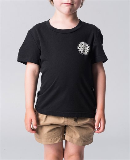Mini Boys Wettie Throwback Tee