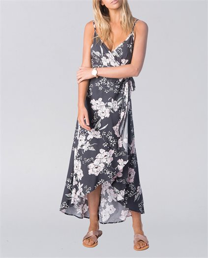 Nalu Wrap Dress