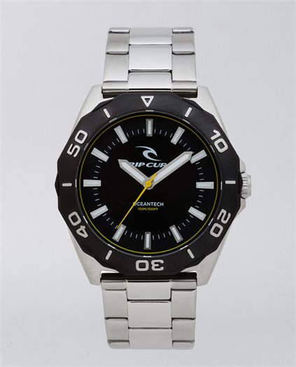DVR Classic Stainless Steel Watch