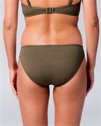 Quilted Hipster Swim Pant