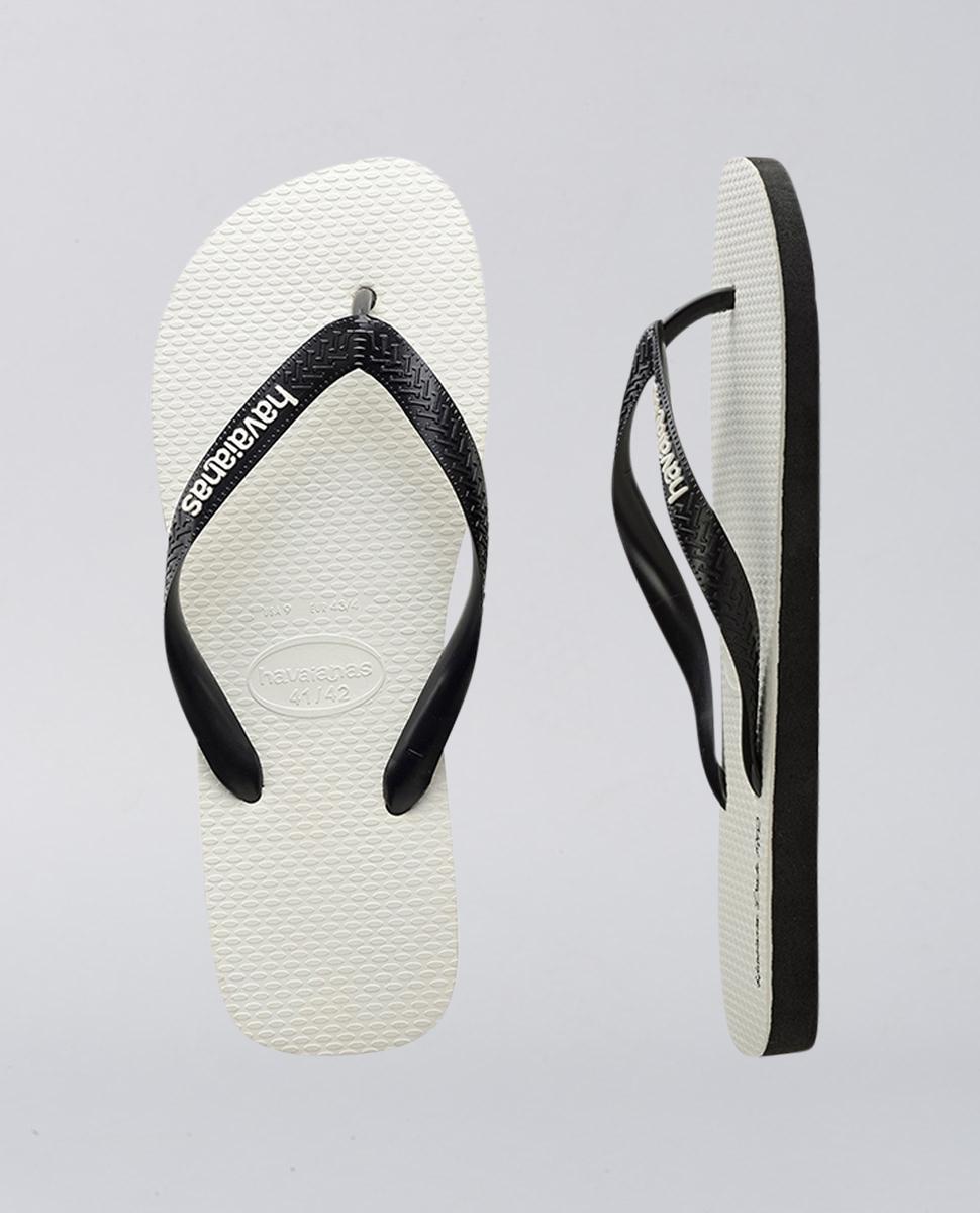 Original Black White Tributo Thongs