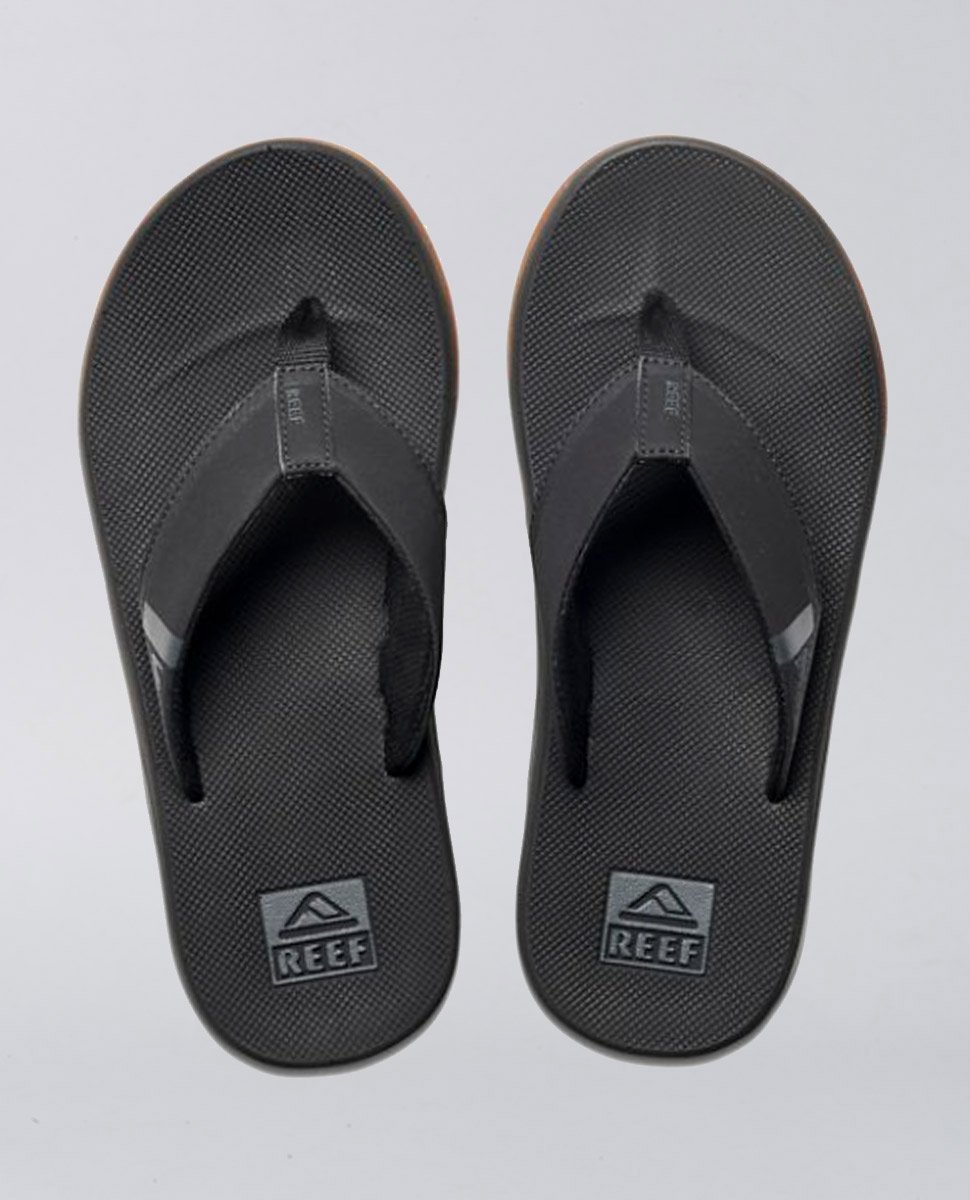 86c3981496f Reef Mick Fanning Low Black Thongs