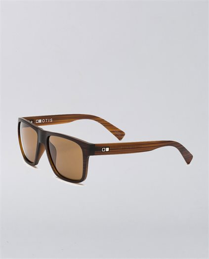 Life On Mars Matte Woodland Polarised Sunglasses