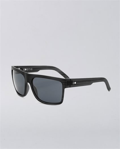 Road Trippin Matte Black Woodland Sunglasses