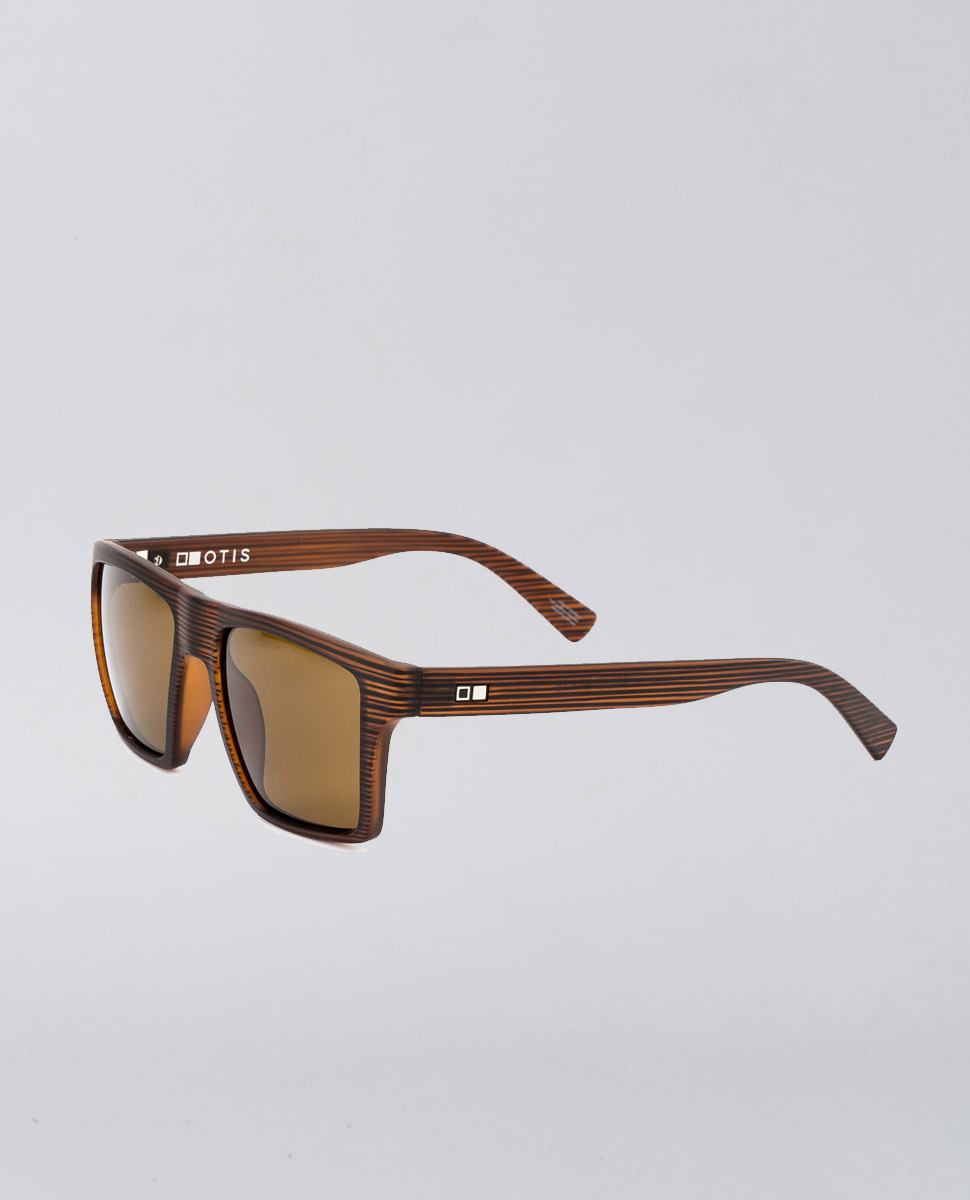 Solid Slate Woodland Matte Sunglasses