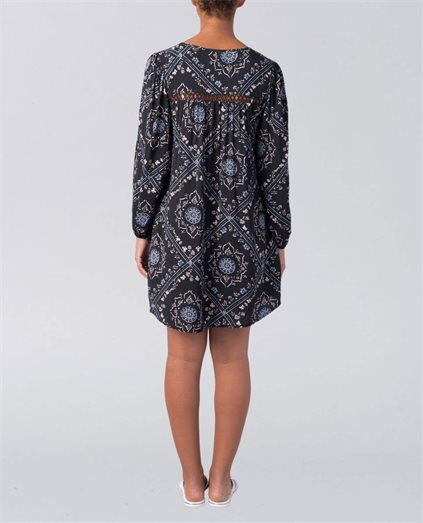 Deliliah Long Sleeve Dress