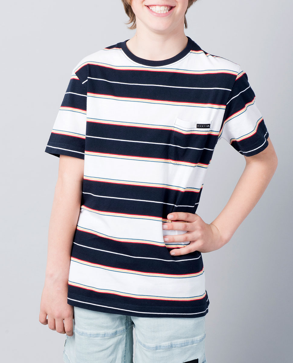 Spike Stripe Tee