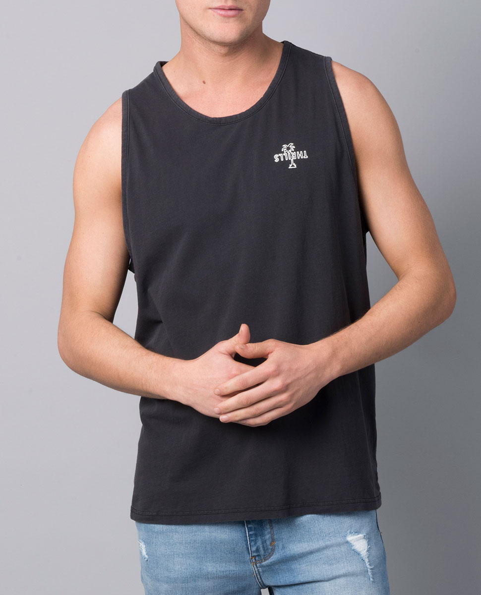 Palm Outline Tank Top
