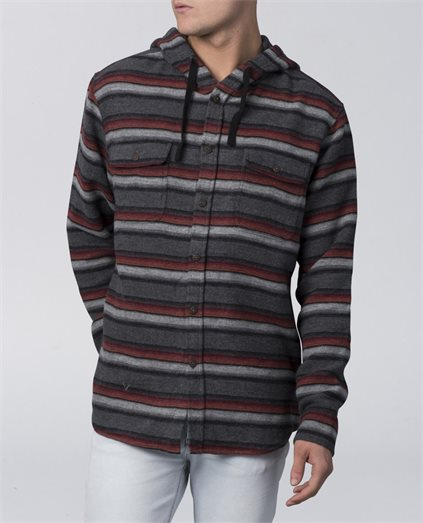 Pumphouse Hooded Flannel