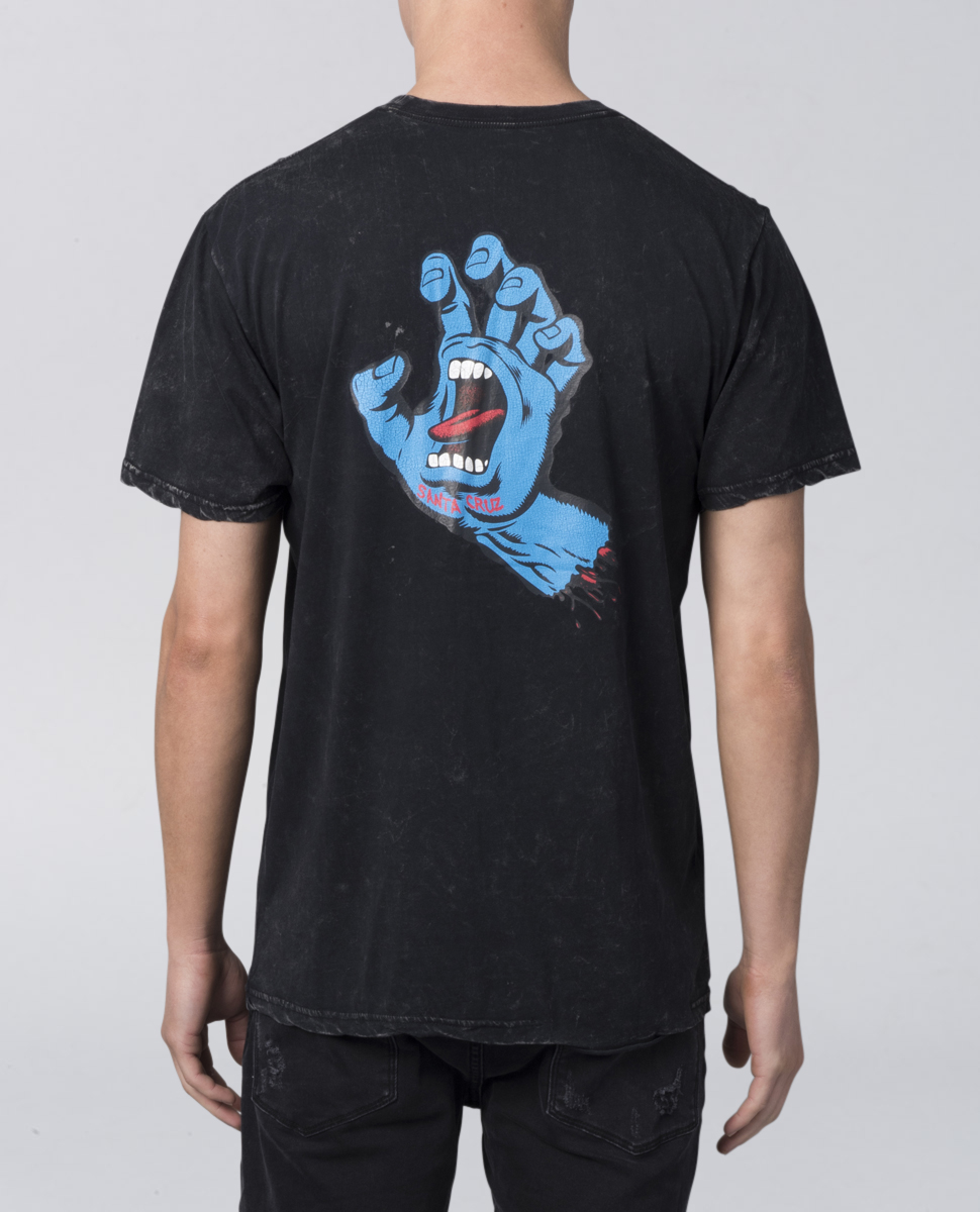 Screaming Hand Vintage Tee