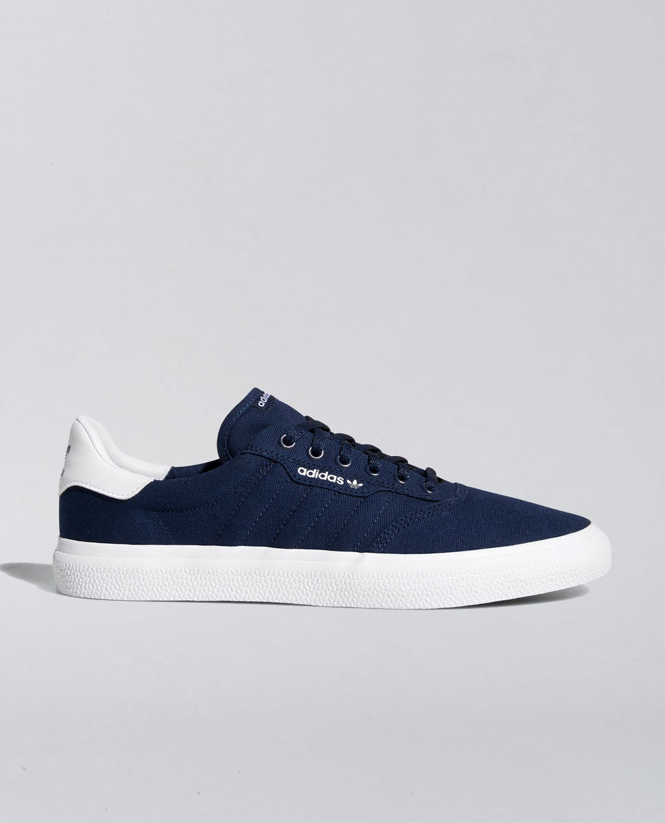 3MC Navy White Shoe