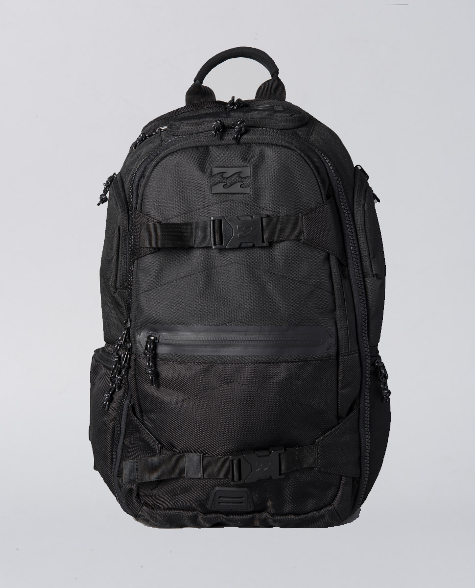 Combat Black Backpack