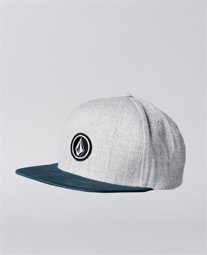 Quarter Snapback Cap