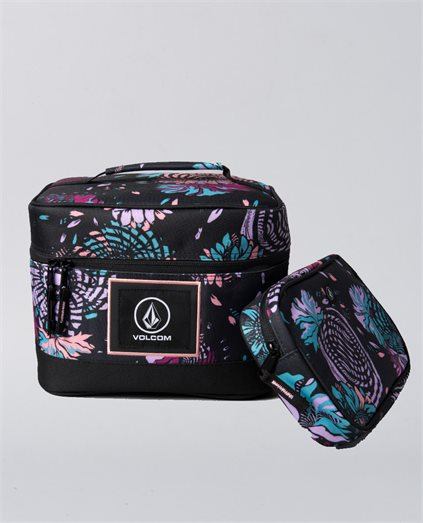 Patch Attack Deluxe Makeup Case Bag