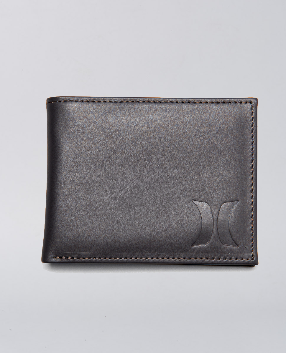 Hurley Leather 4.0 Wallet (220)