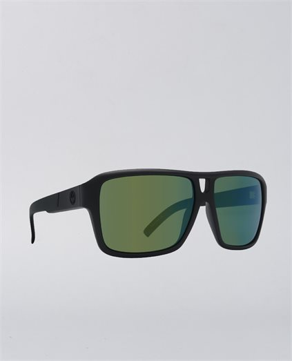 The Jam Matte Black Petrol H20 Sunglasses