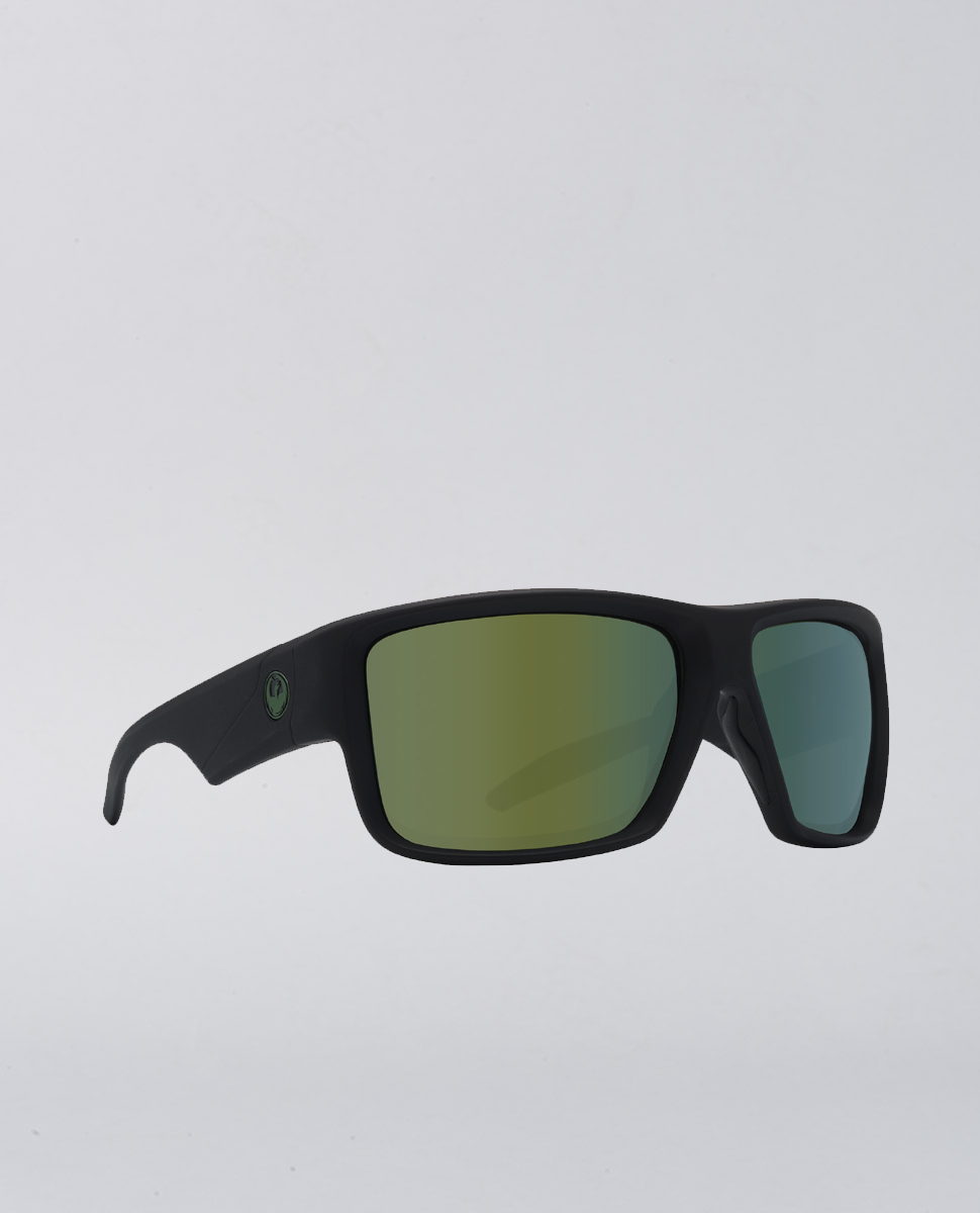 Deadlock H20 Matte Black Petrol Sunglasses