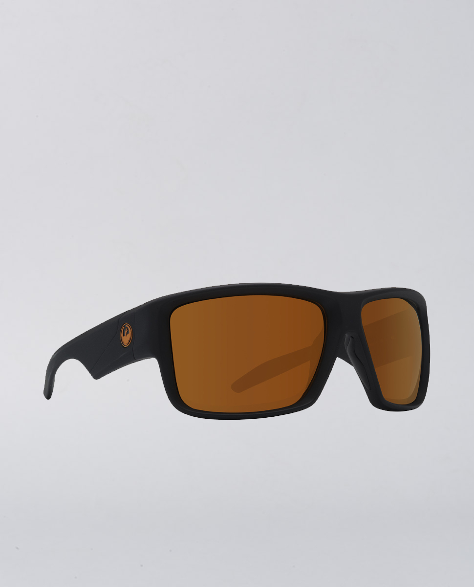 Deadlock H20 Matte Black Copper Sunglasses