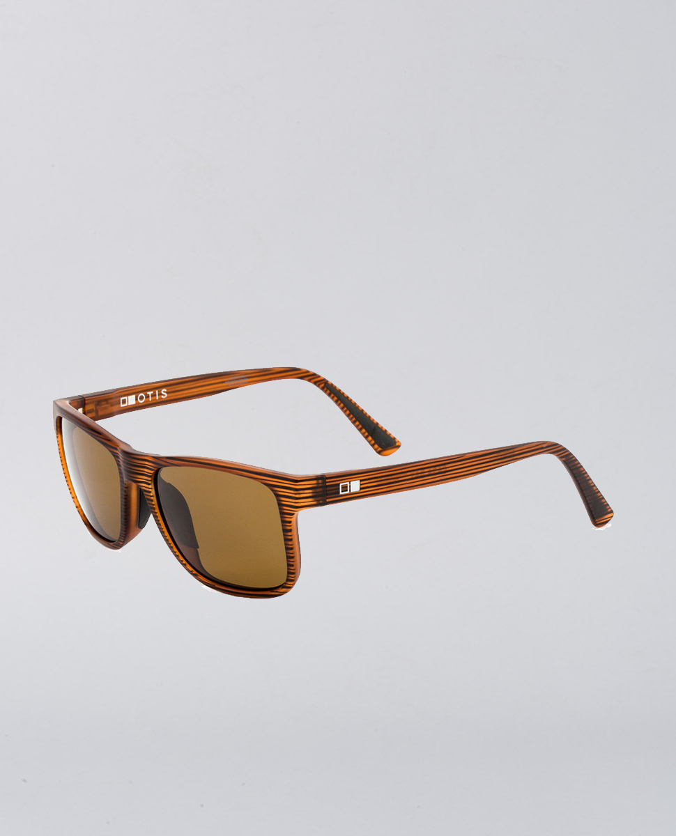 Casa Bay Matte Woodland Polarised Sunglasses