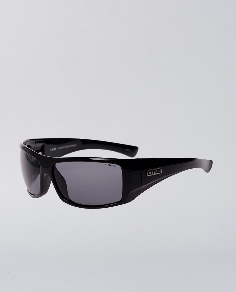 Royboy Black Polarised Sunglasses