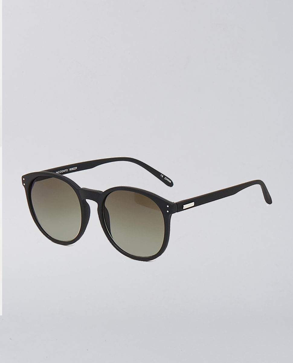 Incognito Black Sunglasses