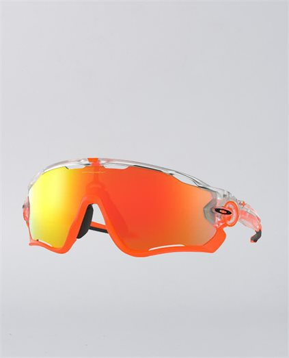 Jawbreaker Crystal Pop Fire Irid Sunglasses
