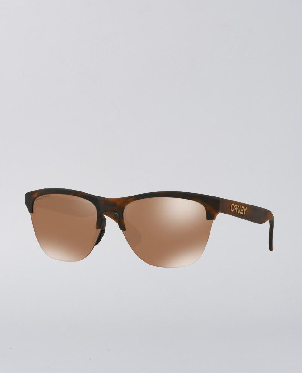 Frogskins Splatter Black Prizm Sapphire Sunglasses