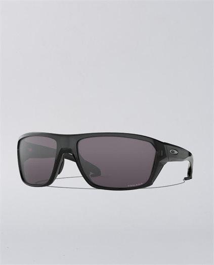Split Short Black Ink Prism Grey Sunglasses