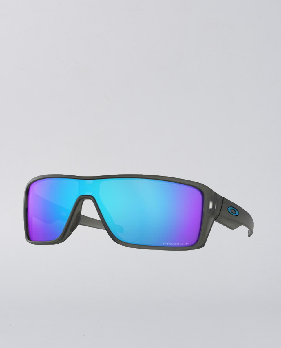 Ridgeline Matte Grey SMoke Polarised Sunglasses