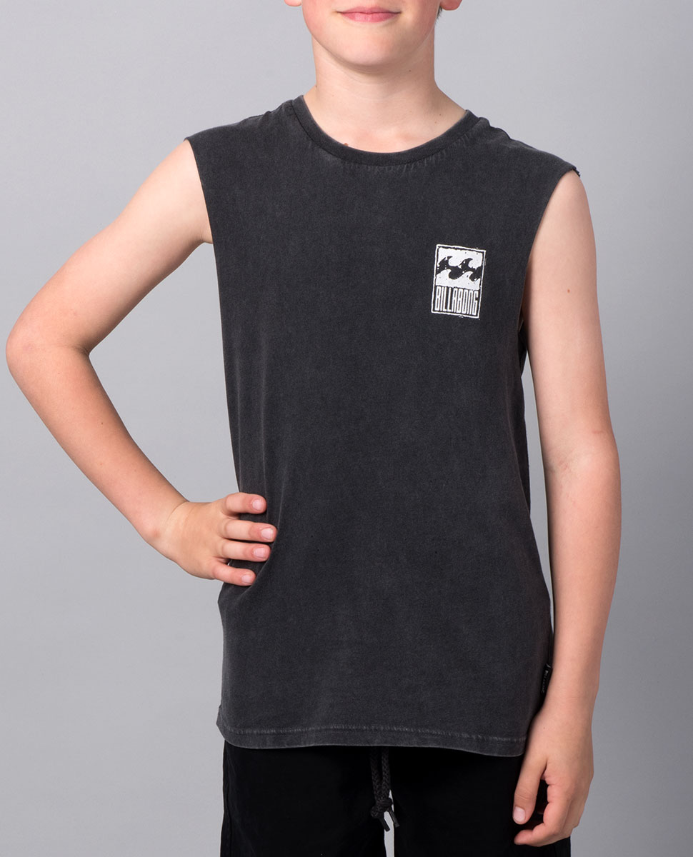 Grit Muscle Top