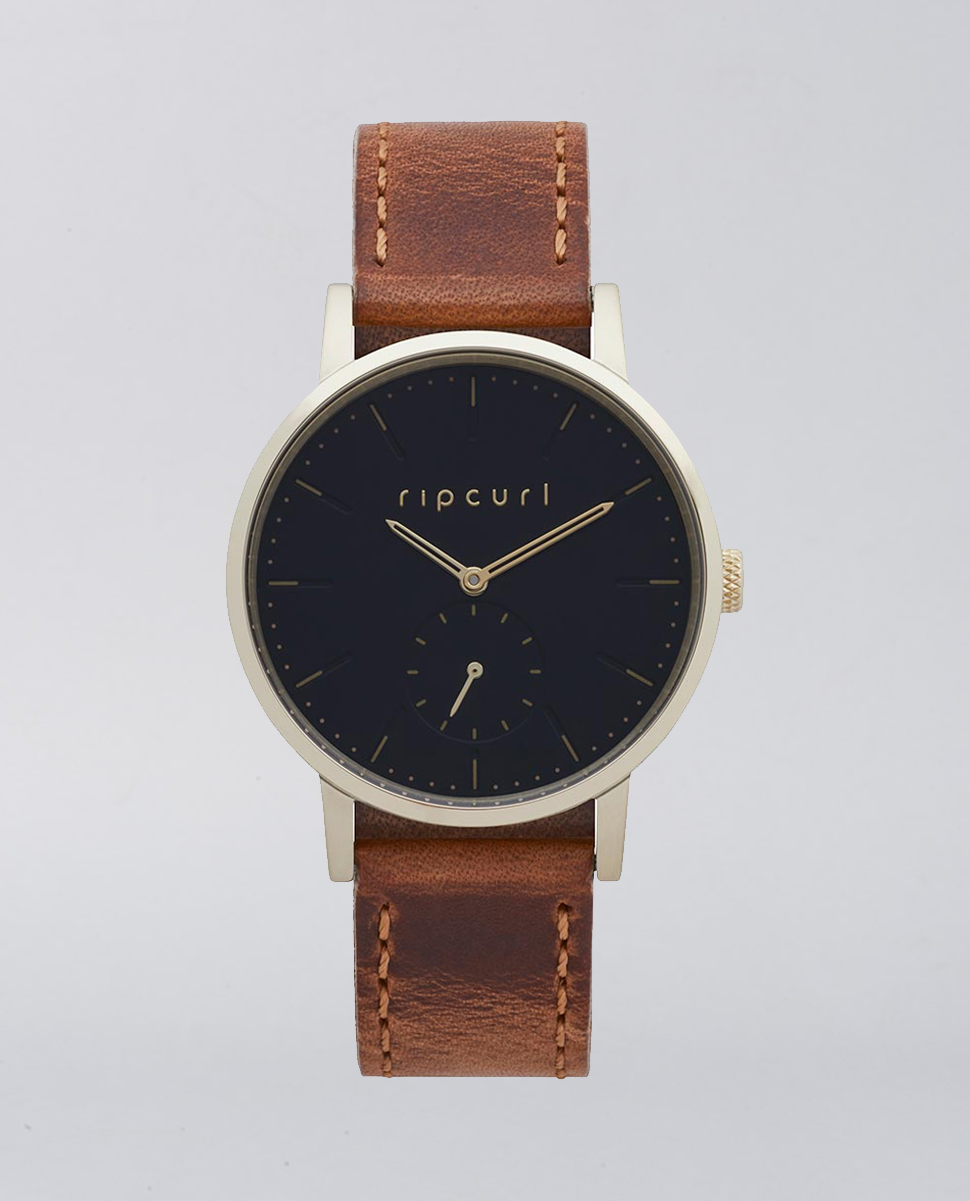 Circa Mini Leather Watch