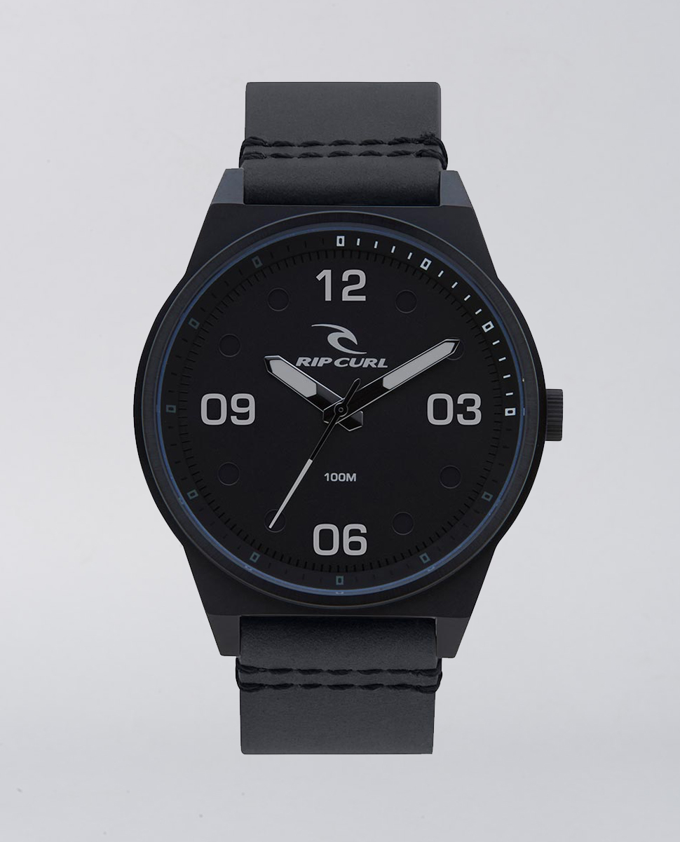 Sheer Leather Midnight Watch