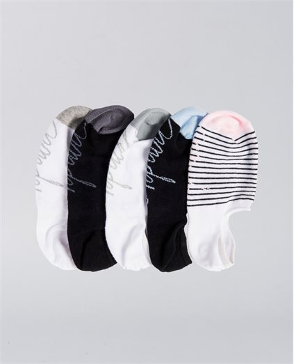 Plains Invisible Sock 5 Pack