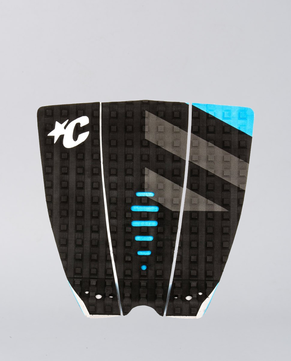 MF Traction Pad Black Blue