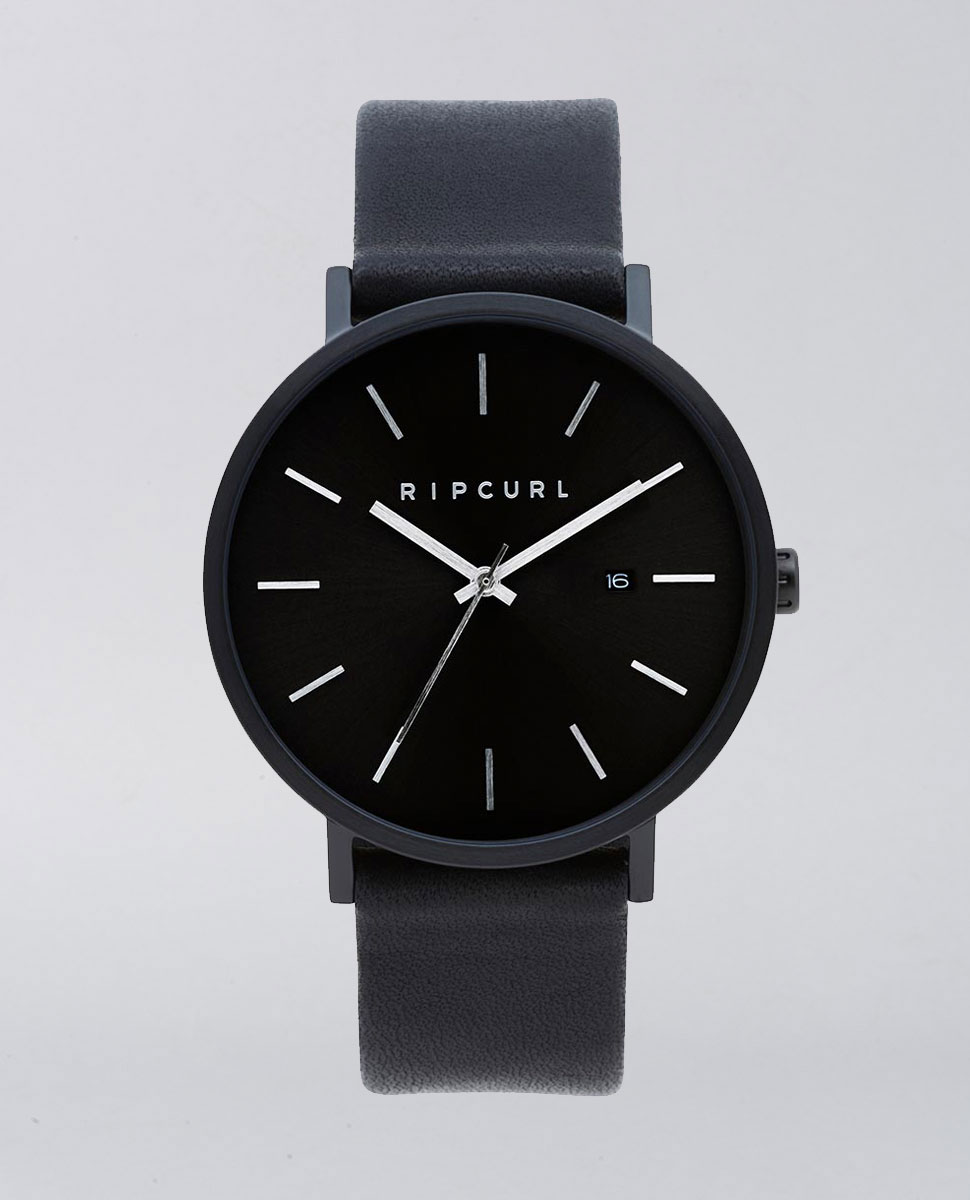Mode Leather Midnight Watch