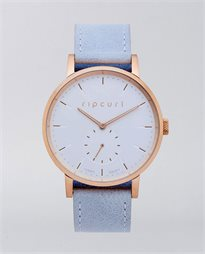 Circa Rose Gold Leather Watch