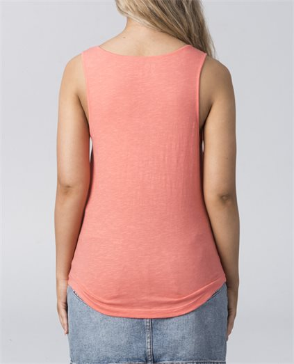 Roxy Red Lines Tank