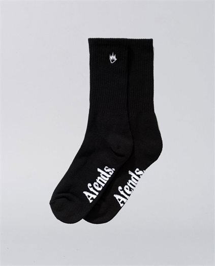Flame Socks 2Pk