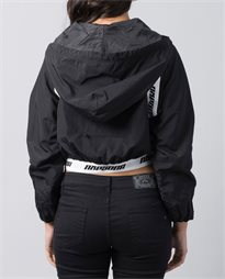 Cropped Spray Jacket