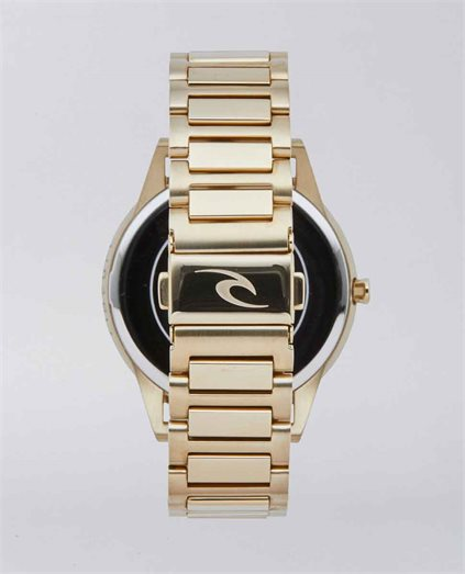 Indie Gold Stainless Steel Watch