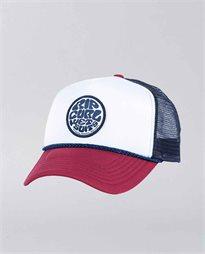 Wetty Badge Trucker Hat