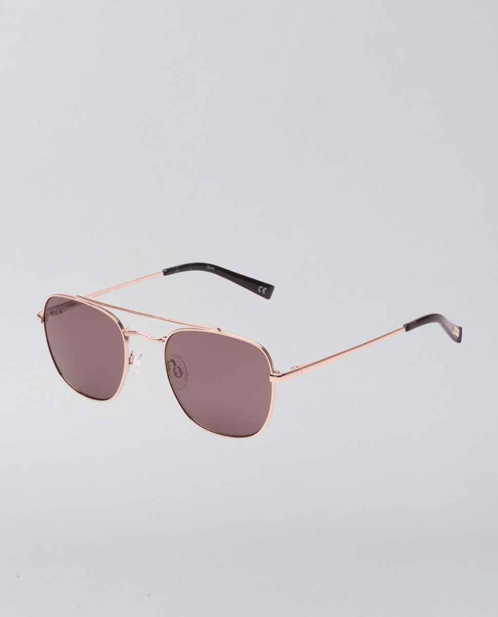 Harlem Gold Warm Smoke Sunglasses