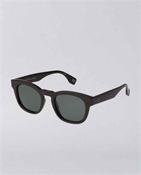 Block Party Black Mono Polarised Sunglasses