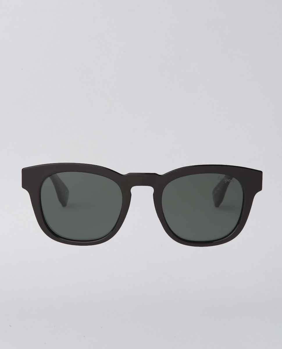 Block Party Black Mono Polarised Sunglasses