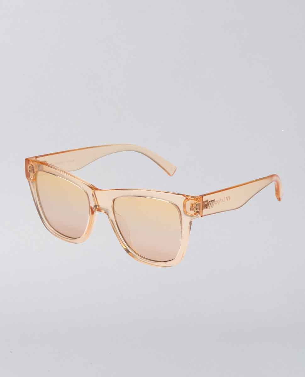 Escapade Sandstorm Blush Gold Sunglasses