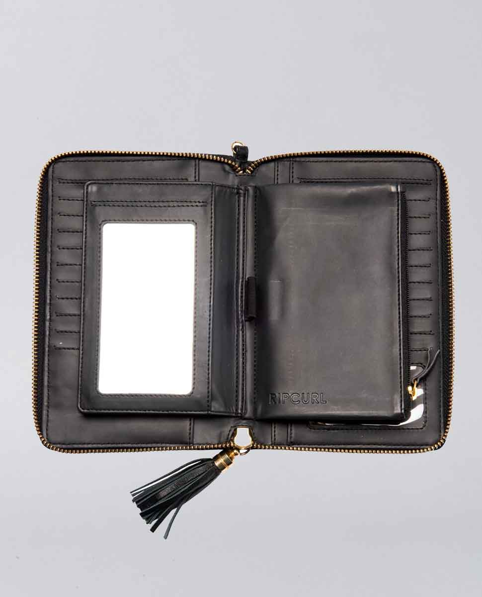 Essentials RFID Leather Wallet