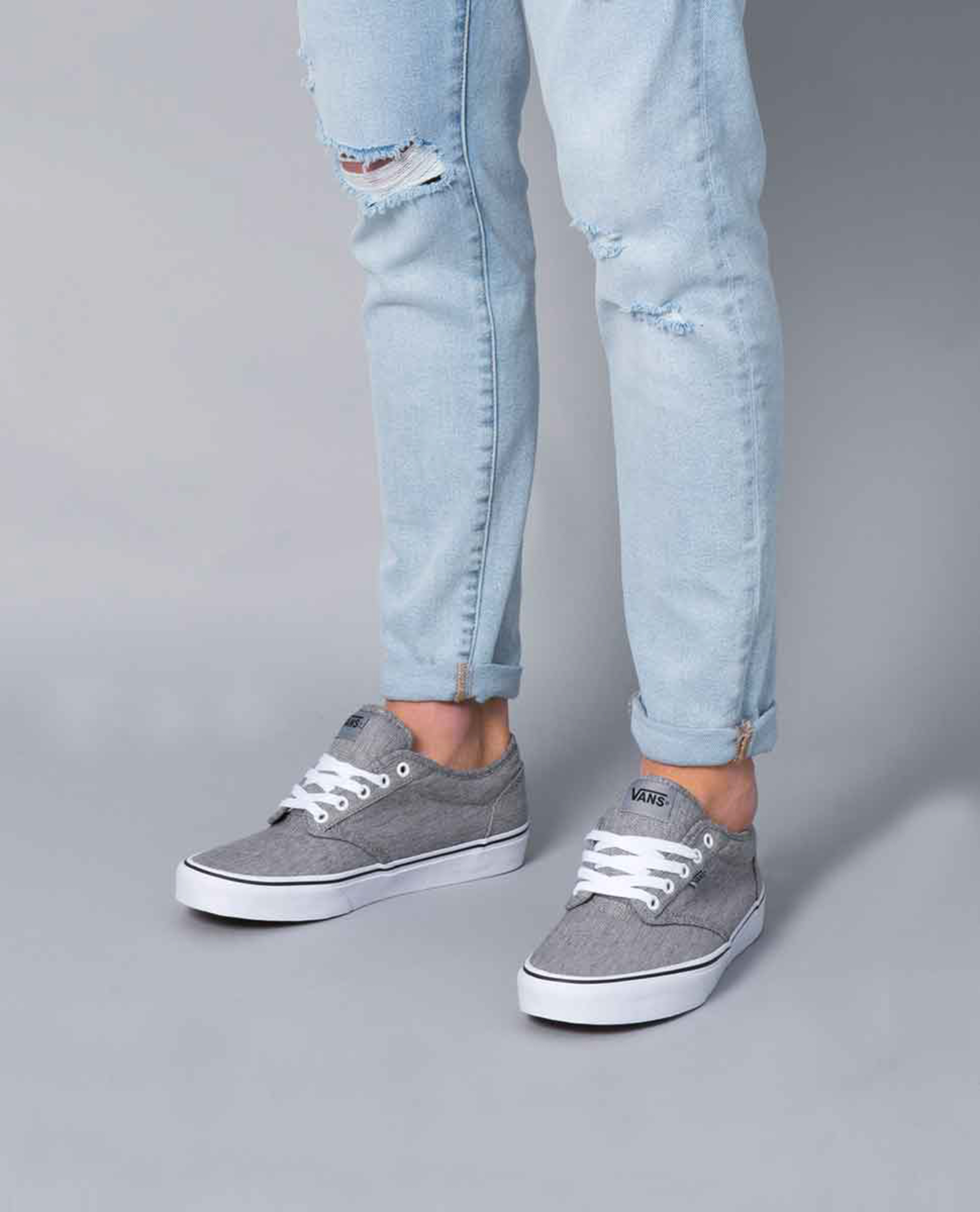 Atwood Grey Shoes