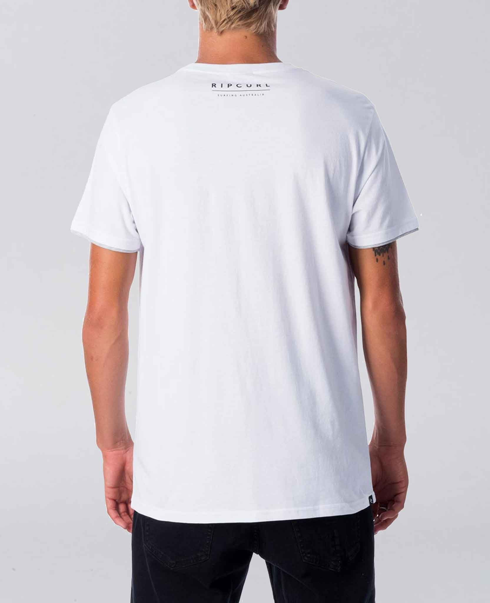 The Classic Tipper Tee