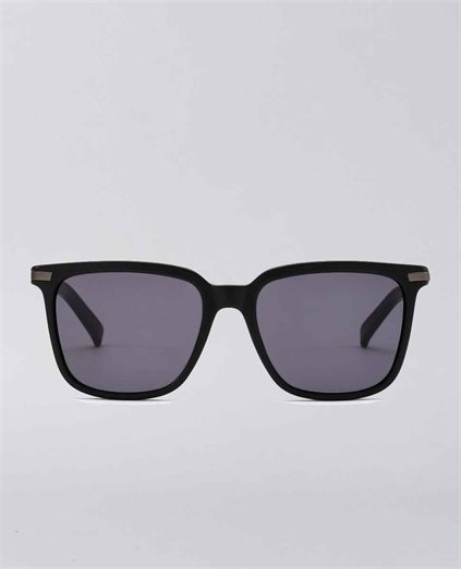 Crossroads Matte Black Havana Sunglasses